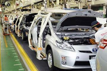 Từ 7/2017, sản xuất, lắp ráp, nhập khẩu ôtô là ngành nghề KD có điều kiện