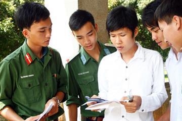 Thay đổi thời gian đăng ký sơ tuyển vào trường Quân đội