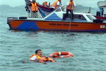 Chế độ với người tham gia tìm kiếm cứu nạn