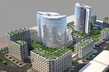 Điều kiện xây mới các khu hành chính tập trung