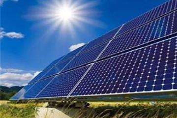 Giá mua điện mặt trời là 2.086 đồng/kWh