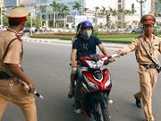 05 Trường hợp cảnh sát giao thông được yêu cầu dừng xe