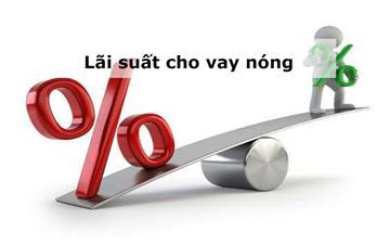 Lãi suất bao nhiêu là cho vay nặng lãi?