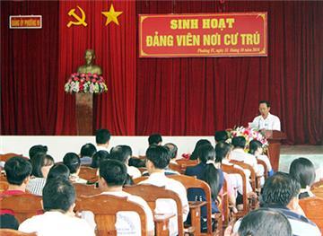 Hướng dẫn thủ tục chuyển sinh hoạt đảng năm 2018