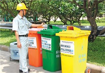 TP. Hồ Chí Minh: Không phân loại rác có thể bị phạt đến 20 triệu