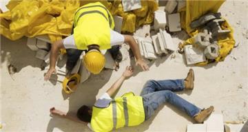 Có được hưởng trợ cấp tai nạn lao động khi mới đóng BHXH?