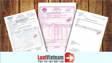 Mẫu Biên bản thu hồi hóa đơn theo Thông tư 39