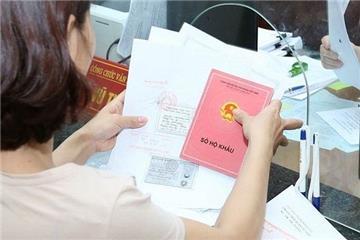 Mẫu Giấy chấp thuận cho đăng ký thường trú vào nhà ở của mình