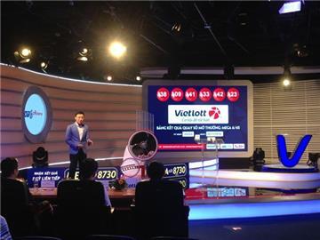 Xổ số Vietlott: Quy trình quay số mở thưởng
