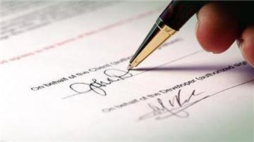 4 trường hợp không được chứng thực chữ ký mới nhất