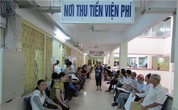 Mới có 30 bệnh viện thanh toán viện phí không dùng tiền mặt