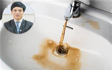 Vụ nước bẩn: Công ty Viwasupco phải bồi thường cho dân