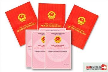 Năm 2019, sang tên Sổ đỏ cần những giấy tờ gì?