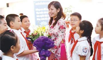 Ngày 20/11, giáo viên có được nhận phong bì từ phụ huynh?