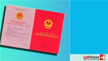 Nghị định 43/2014/NĐ-CP: 6 quy định về Sổ đỏ cần biết