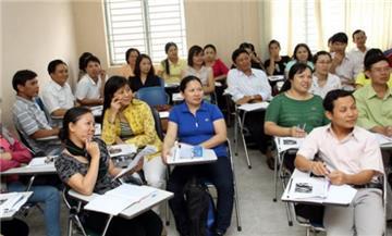 Giáo viên sẽ phải bồi dưỡng thường xuyên 120 tiết/năm