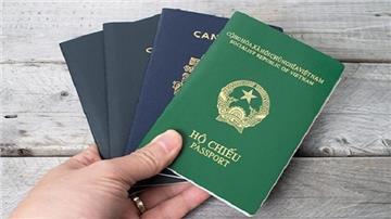 Từ 01/7/2020, hộ chiếu được gắn chíp điện tử