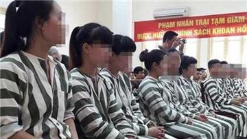 Phạm nhân nữ được gặp chồng ở phòng riêng nhưng phải tránh thai