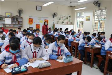 TP.HCM: Học sinh nghỉ học hết ngày 19/4