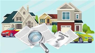 Những cán bộ, công chức nào phải kê khai tài sản năm 2021?