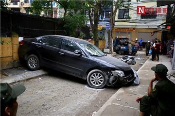 Lái xe uống rượu gây thiệt hại không được bảo hiểm bồi thường