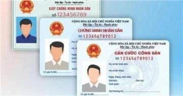 Thủ tục thay đổi thông tin đăng ký thuế khi cấp CCCD gắn chíp