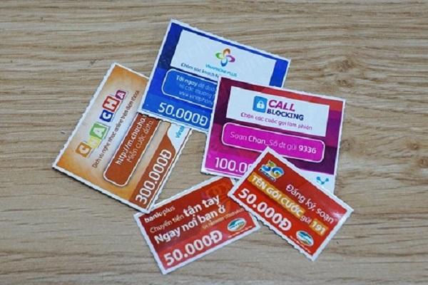 1 tuần nữa, dừng khuyến mại 50% thẻ nạp cho thuê bao trả trước