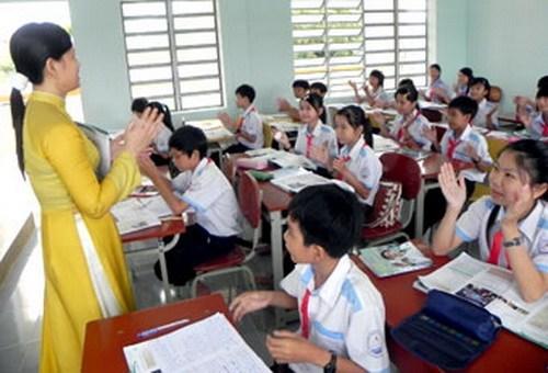 Giáo viên vẫn chưa được tăng lương