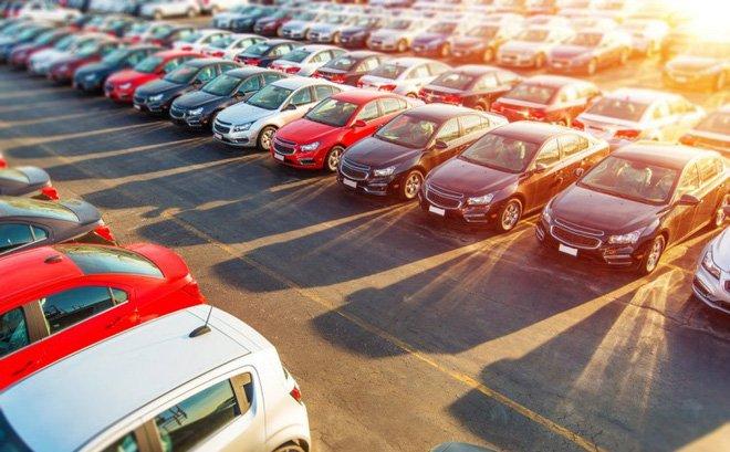 Lượng ô tô nhập khẩu biến động thế nào trong quý 1/2018?