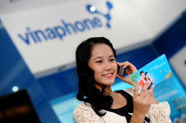 Thuê bao Vinaphone được bổ sung ảnh chân dung qua facebook, email
