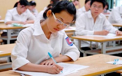 Viết sai Phiếu đăng ký dự thi THPT quốc gia 2018 phải làm sao?