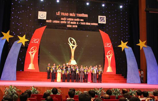 Thu hồi Giải thưởng chất lượng quốc gia nếu có gian lận