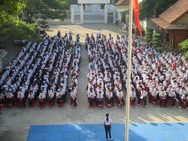 TP. Hồ Chí Minh yêu cầu giáo dục lòng dũng cảm của Hiệp sĩ dưới cờ
