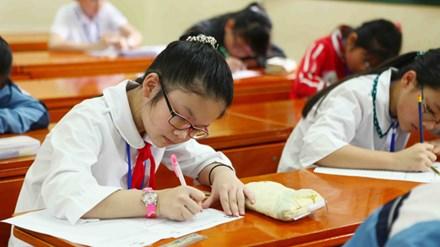 đăng ký tuyển sinh lớp 6 trực tuyến