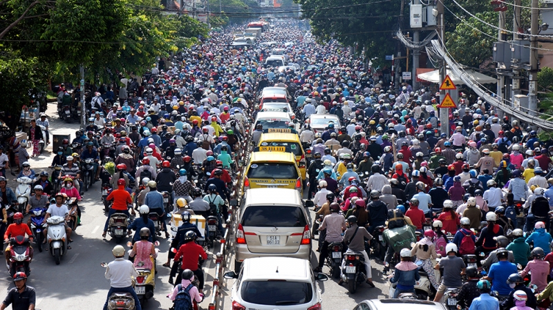 Hà Nội: Sẽ thu phí phương tiện vào khu vực ùn tắc?