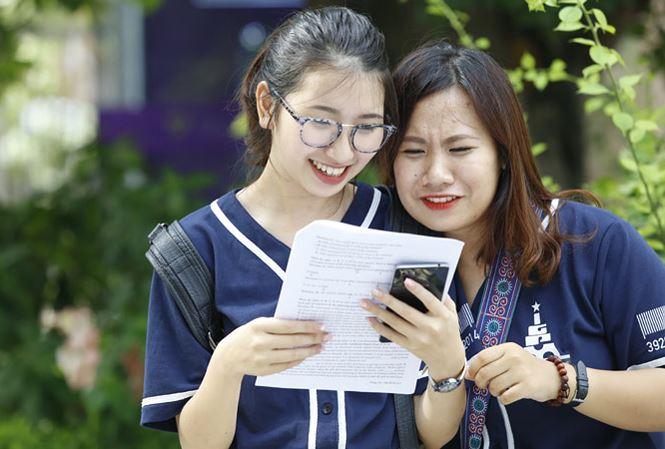 Bao giờ công bố điểm thi THPT quốc gia 2018?