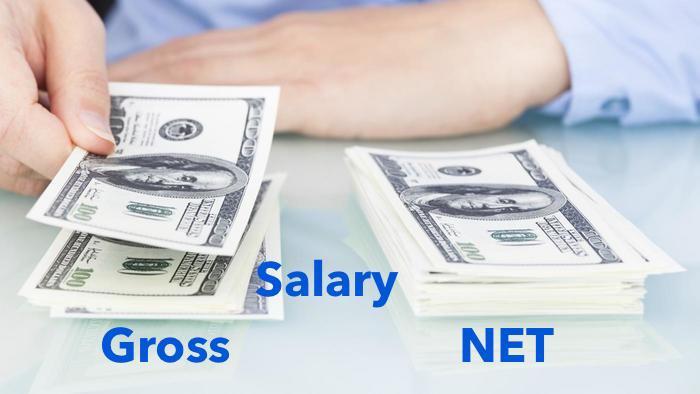 Nhận lương net hay lương gross có lợi hơn?