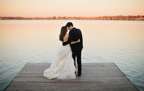Sự khác biệt trước và sau khi yêu và khi cưới