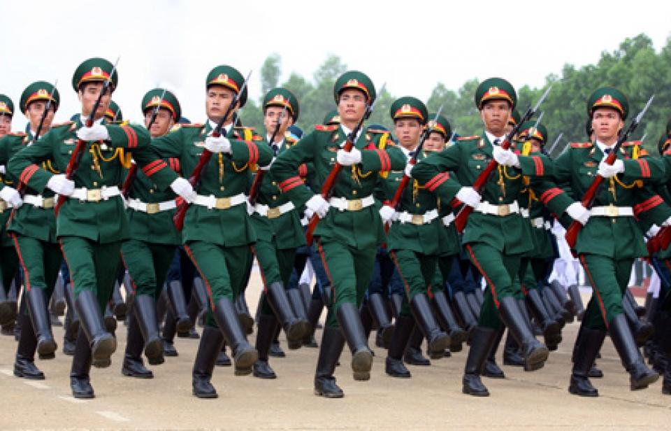 Điều kiện chuyển từ lính nghĩa vụ sang quân nhân chuyên nghiệp