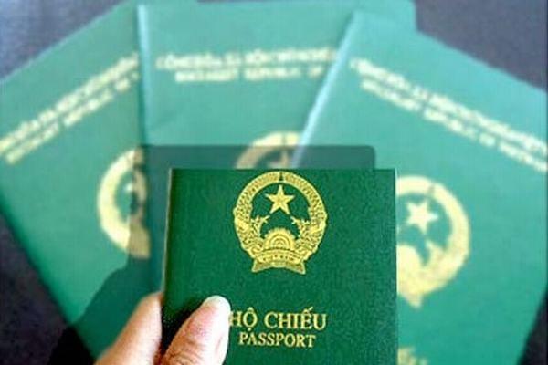 làm hộ chiếu ở nơi tạm trú