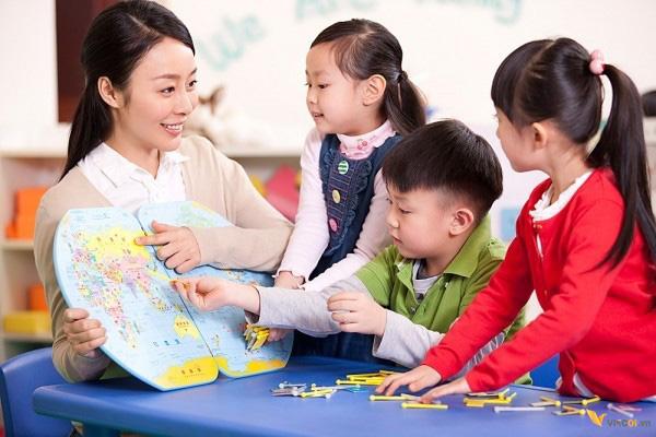 Chính phủ đồng ý miễn học phí cho trẻ mầm non 5 tuổi