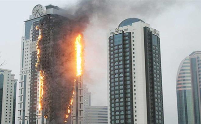 Công khai dự án chung cư vi phạm về phòng cháy, chữa cháy