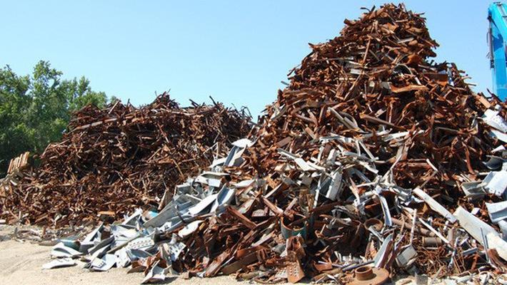 Ban hành Danh mục phế liệu sắt, thép được phép nhập khẩu