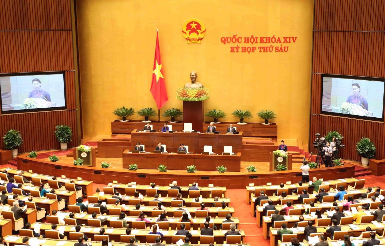 Chiều nay, Quốc hội công bố kết quả bầu Chủ tịch nước