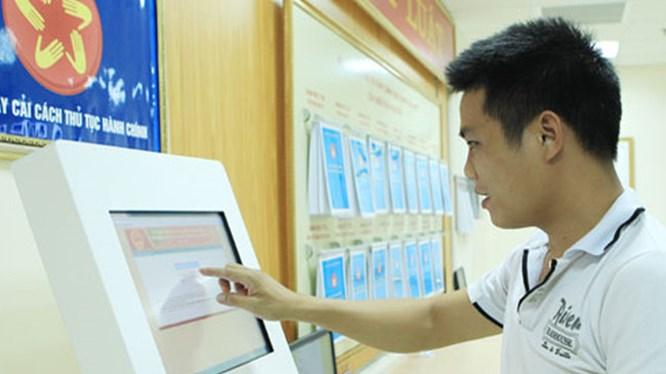 Trước 01/11/2019, khai trương Cổng dịch vụ công quốc gia