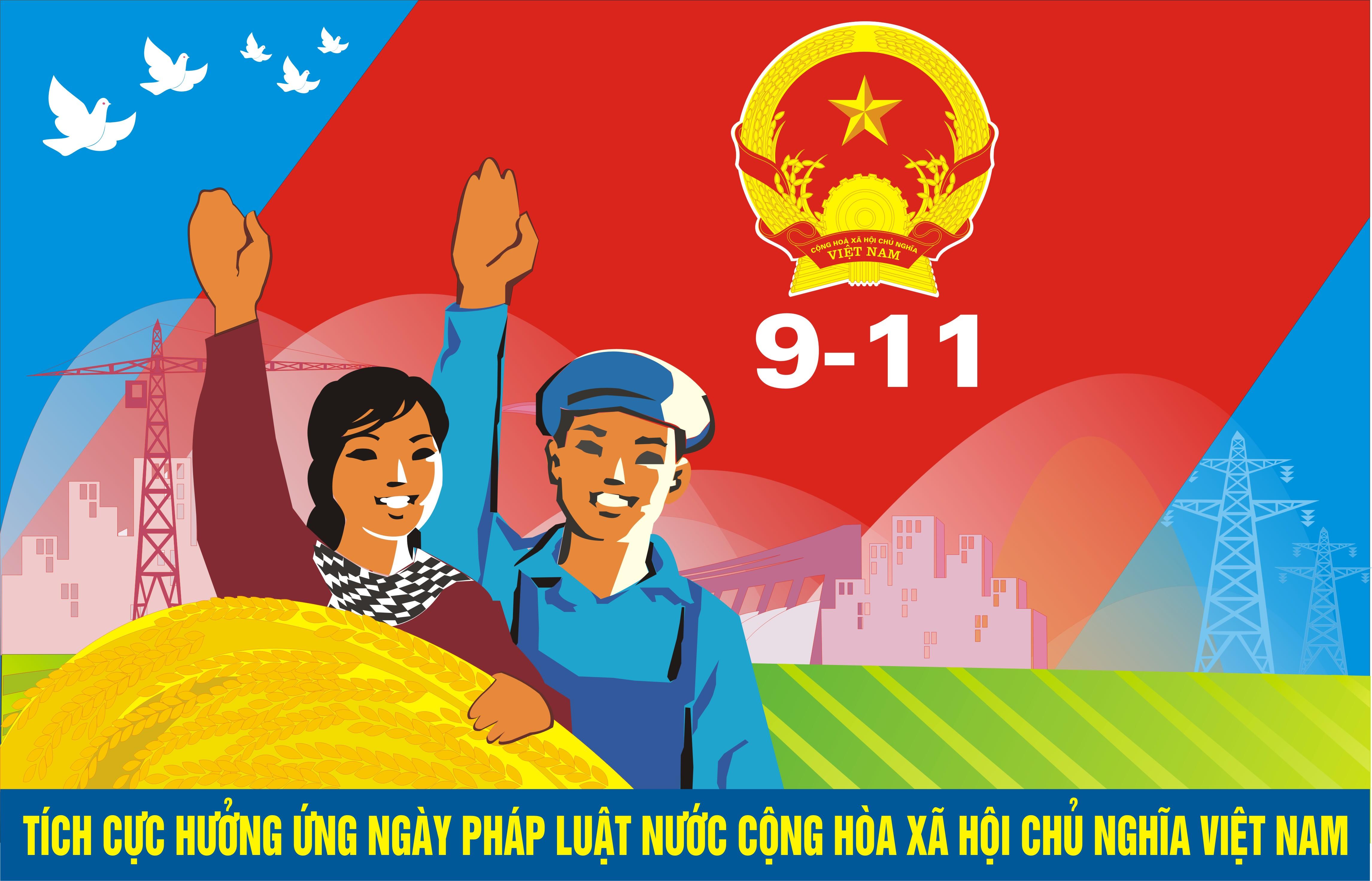 Vì sao ngày 9/11 được lấy là ngày Pháp luật Việt Nam?