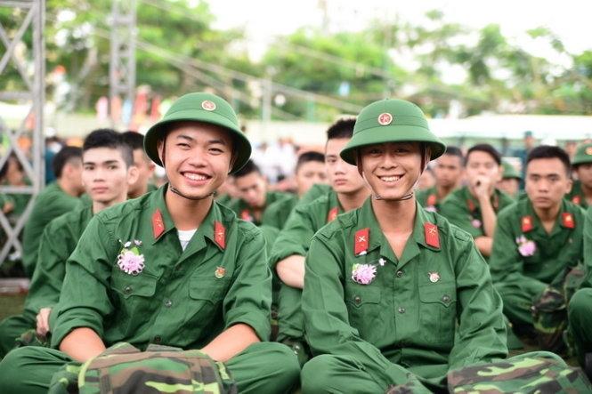 Tiêu chuẩn tham gia nghĩa vụ quân sự mới nhất