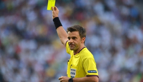 Khi nào cầu thủ bị phạt Thẻ vàng, Thẻ đỏ?