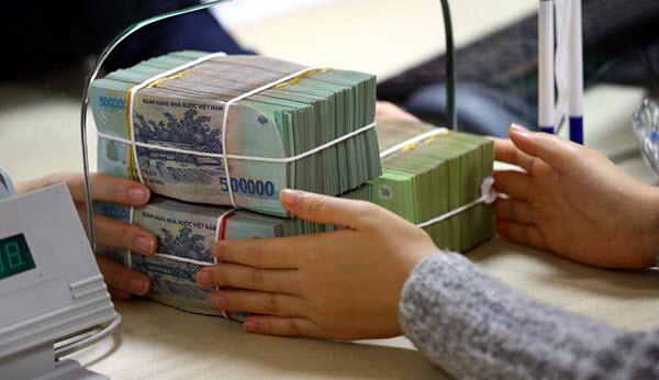 vay tiền tỷ tại ngân hàng