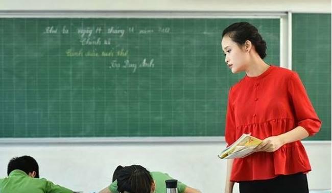 Cao 1m50 trở lên mới được làm giáo viên?